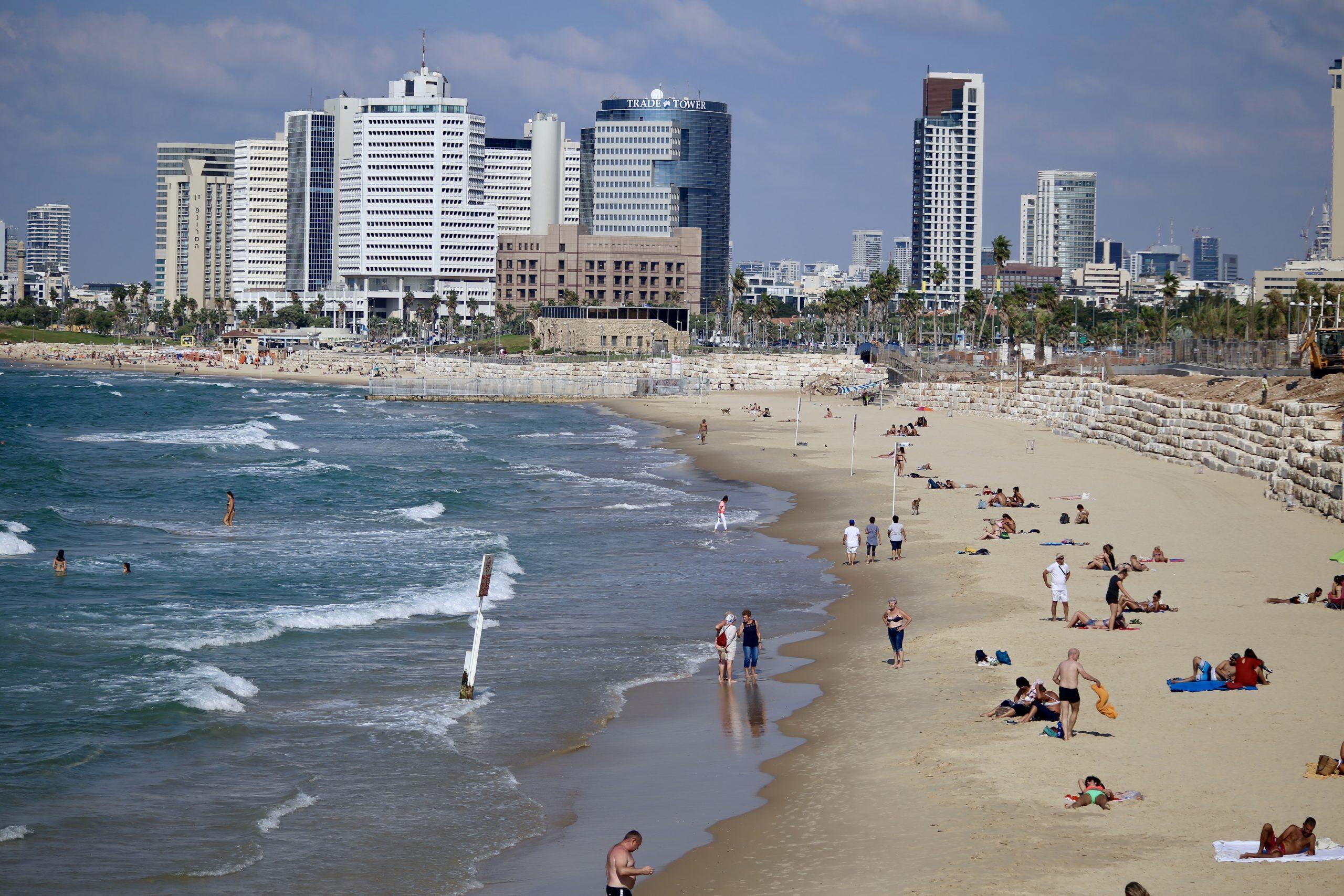Tel Aviv, the City that Never Sleeps