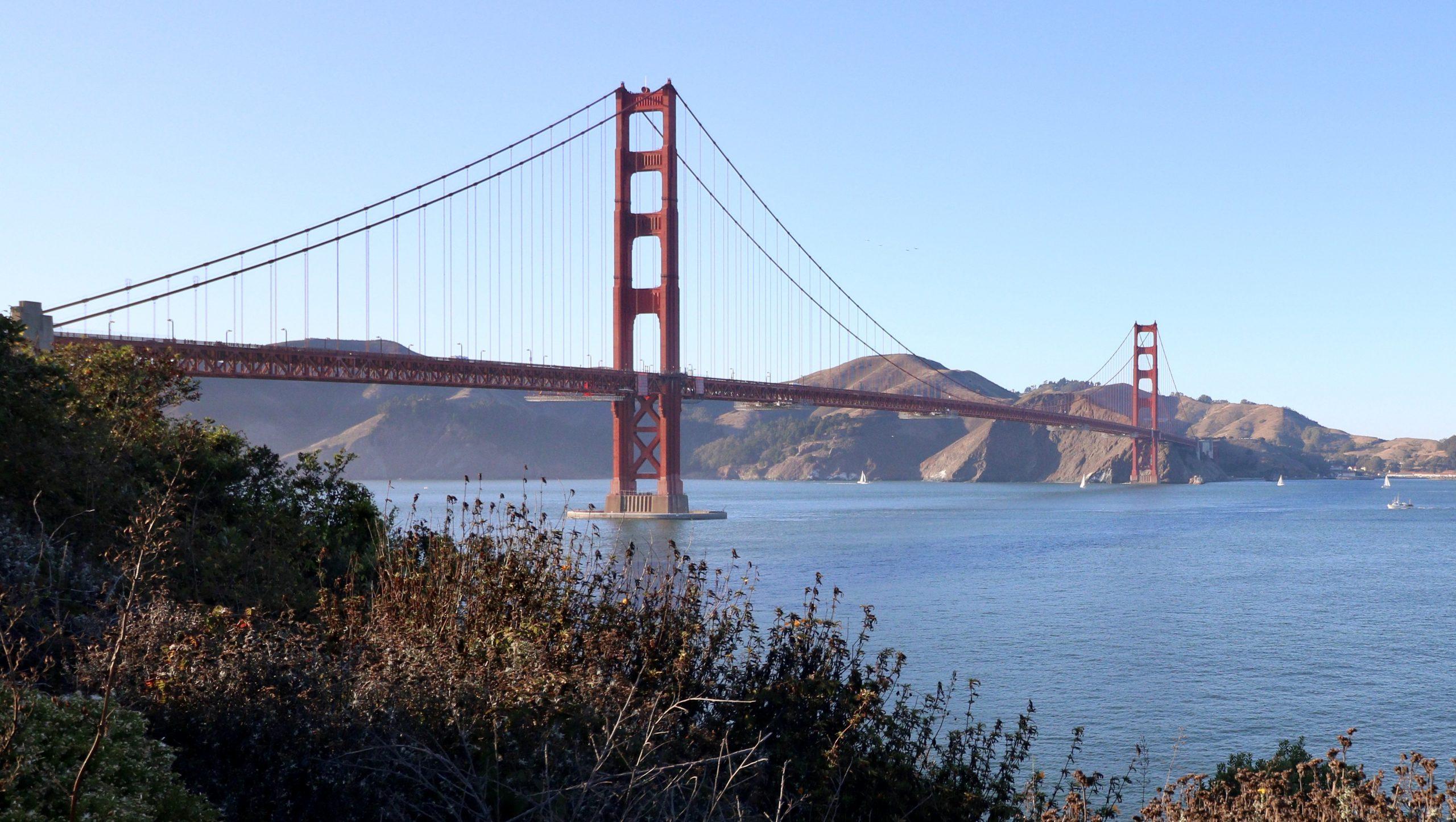 Golden Gate Bridge, San Francisco, #60 of the best U.S. places on Lonely Planet's list