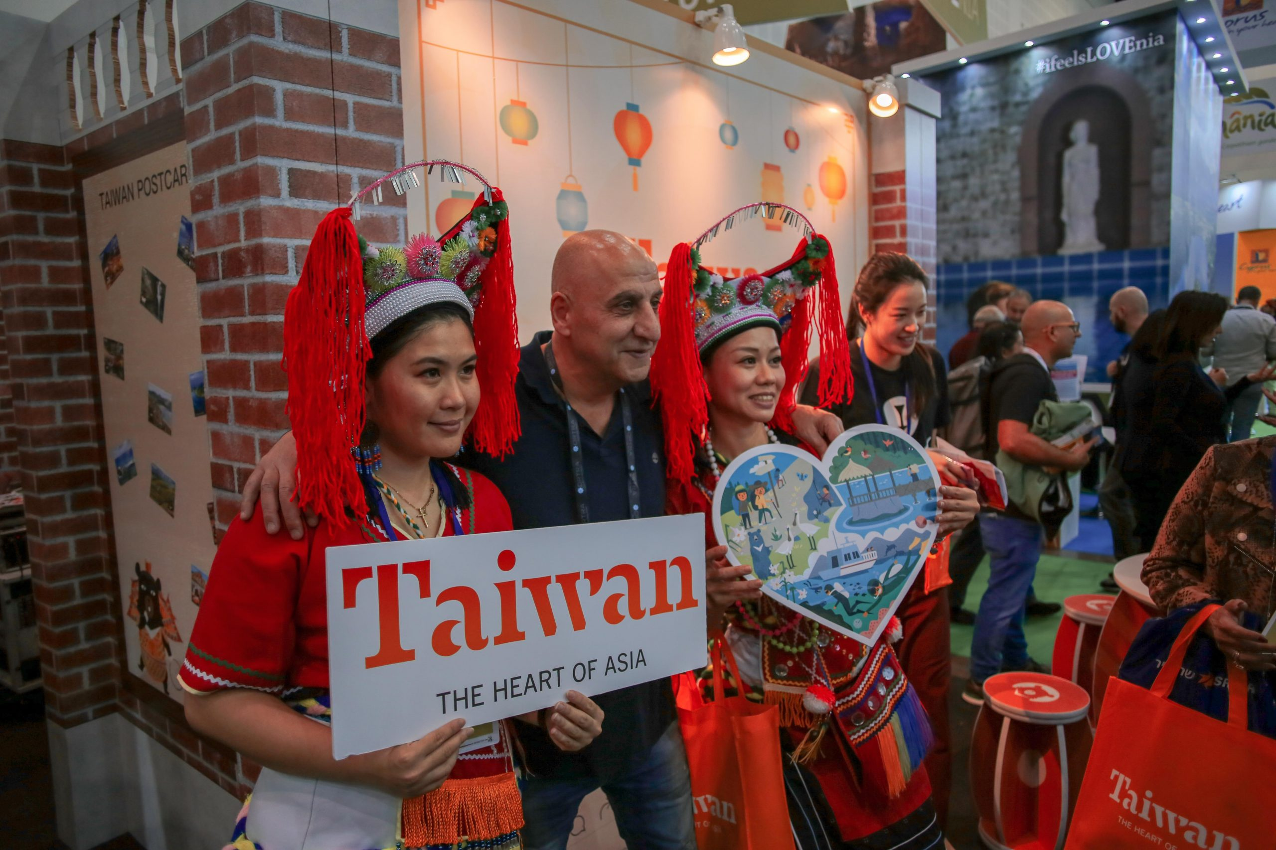 Taiwan National Day 2020: Taiwan the Heart of Asia