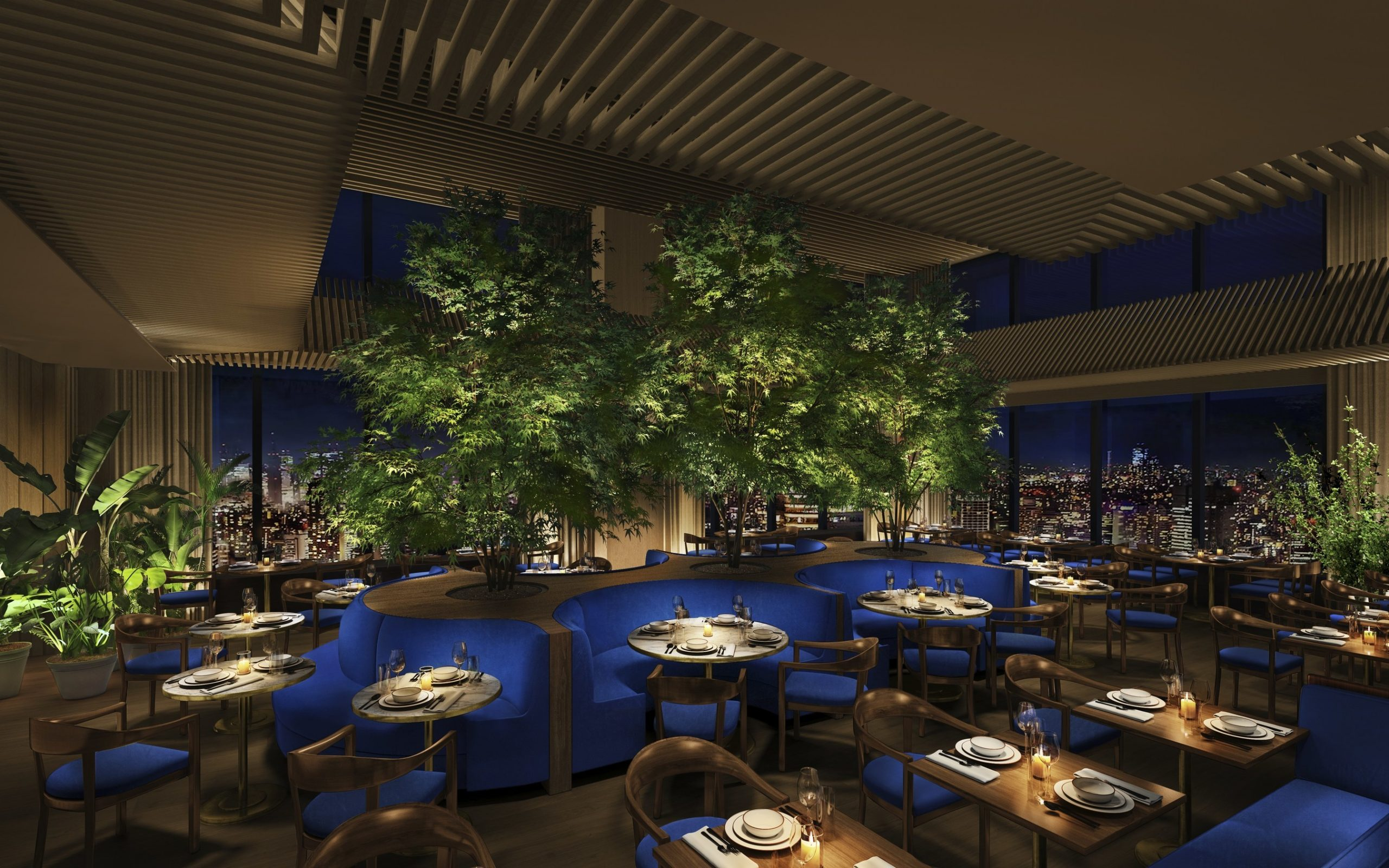 EDITION, The Fast-Growing Luxury Lifestyle Brand, Opens The First Of Two Highly Anticipated Locations In Tokyo