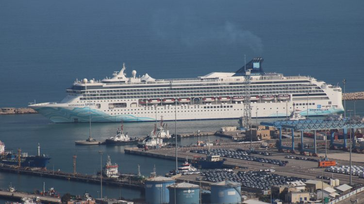 Norwegian Spirit, a cruise ship currently operated by Norwegian Cruise Line