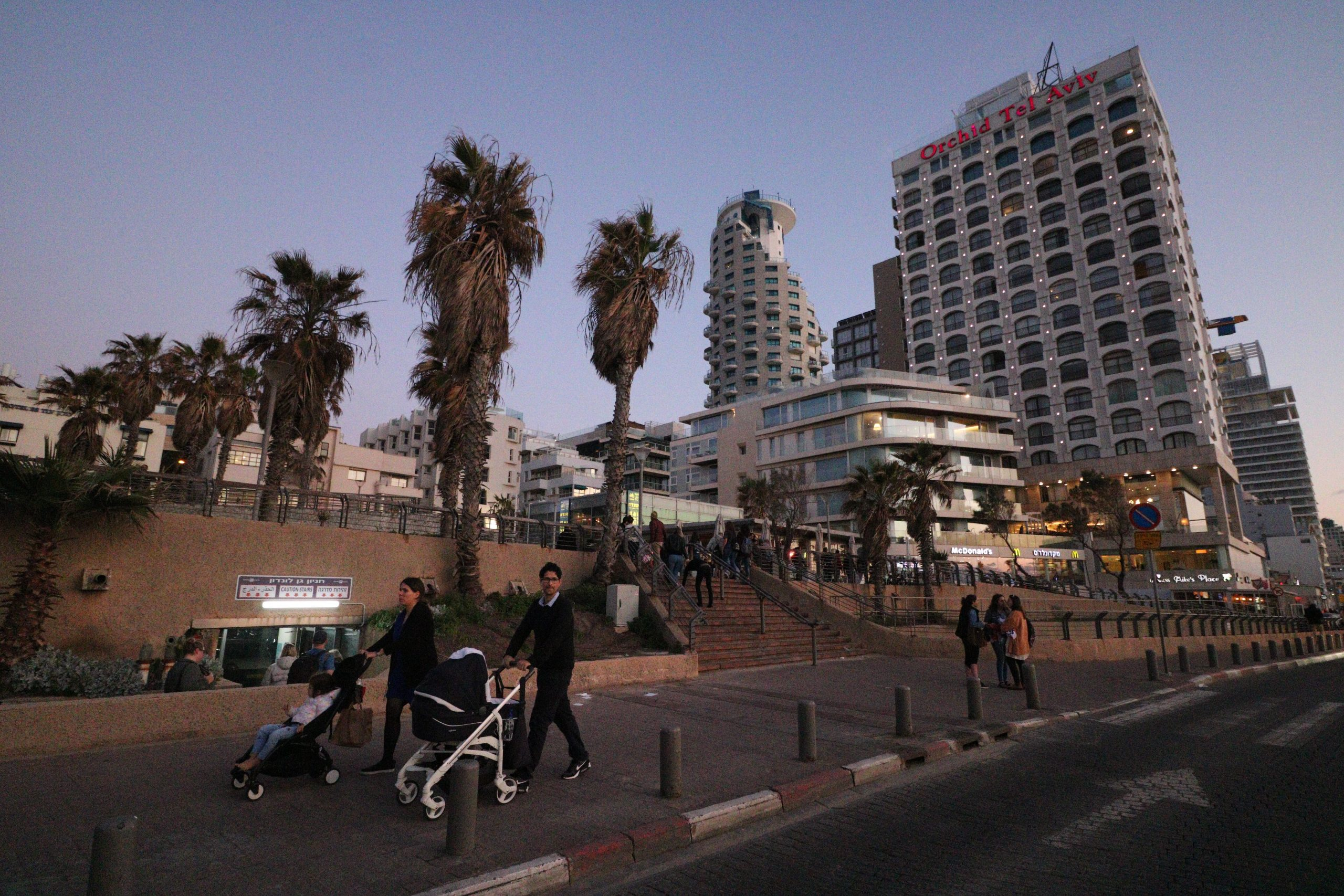 Tel Aviv, the City that Never Sleeps