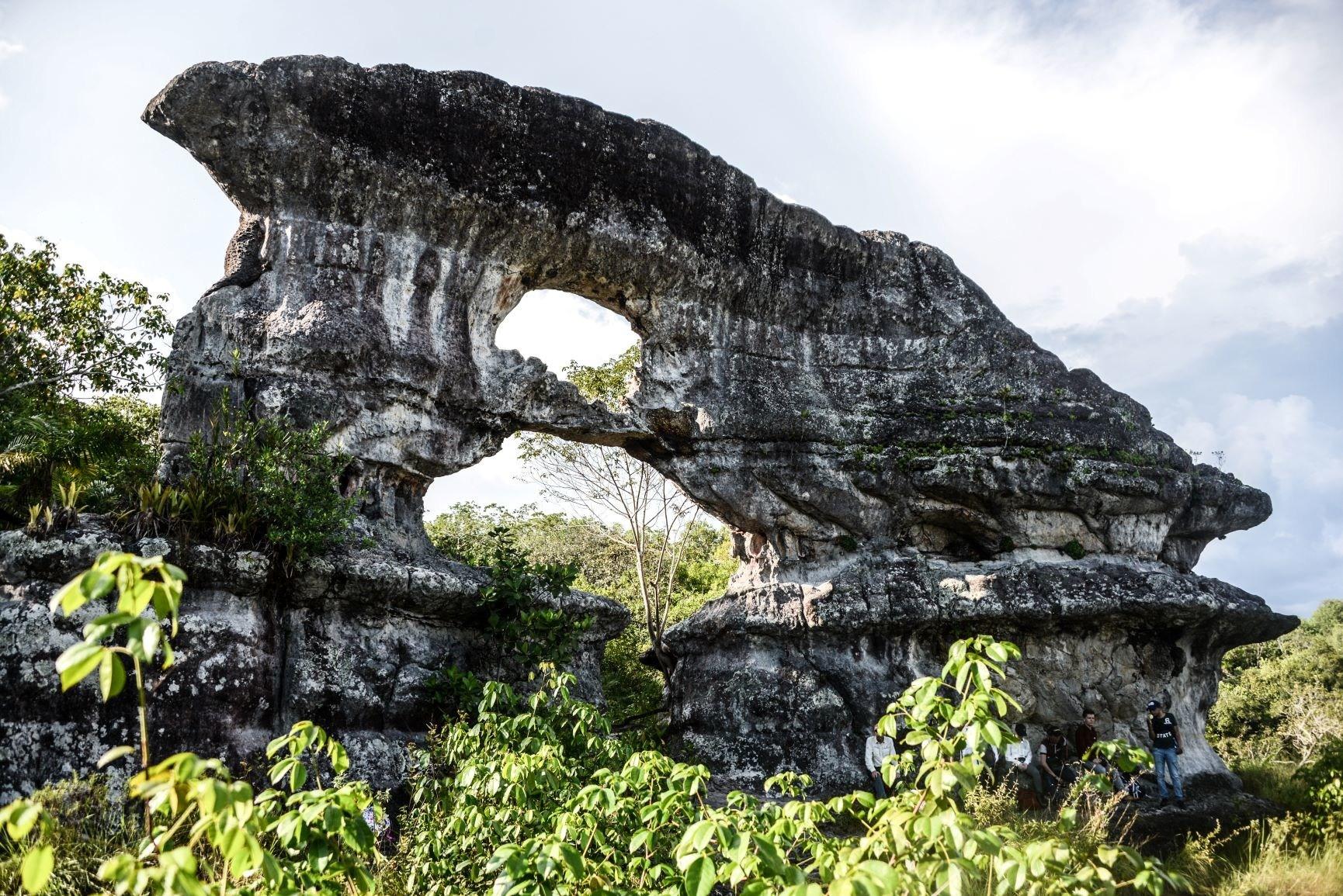 La Puerta de Orión, Guaviare