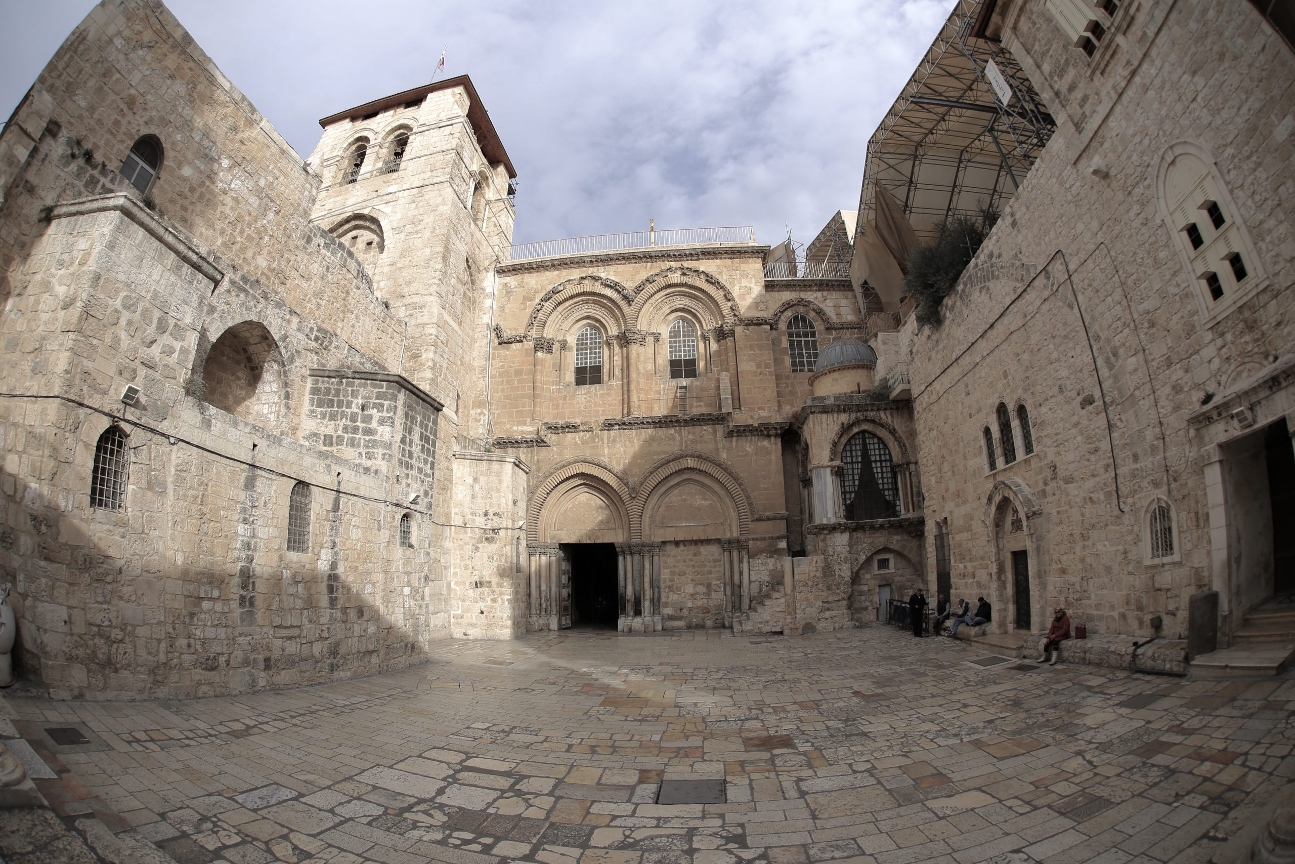 Church of the Holy Sepulchre, Old City of Jerusalem