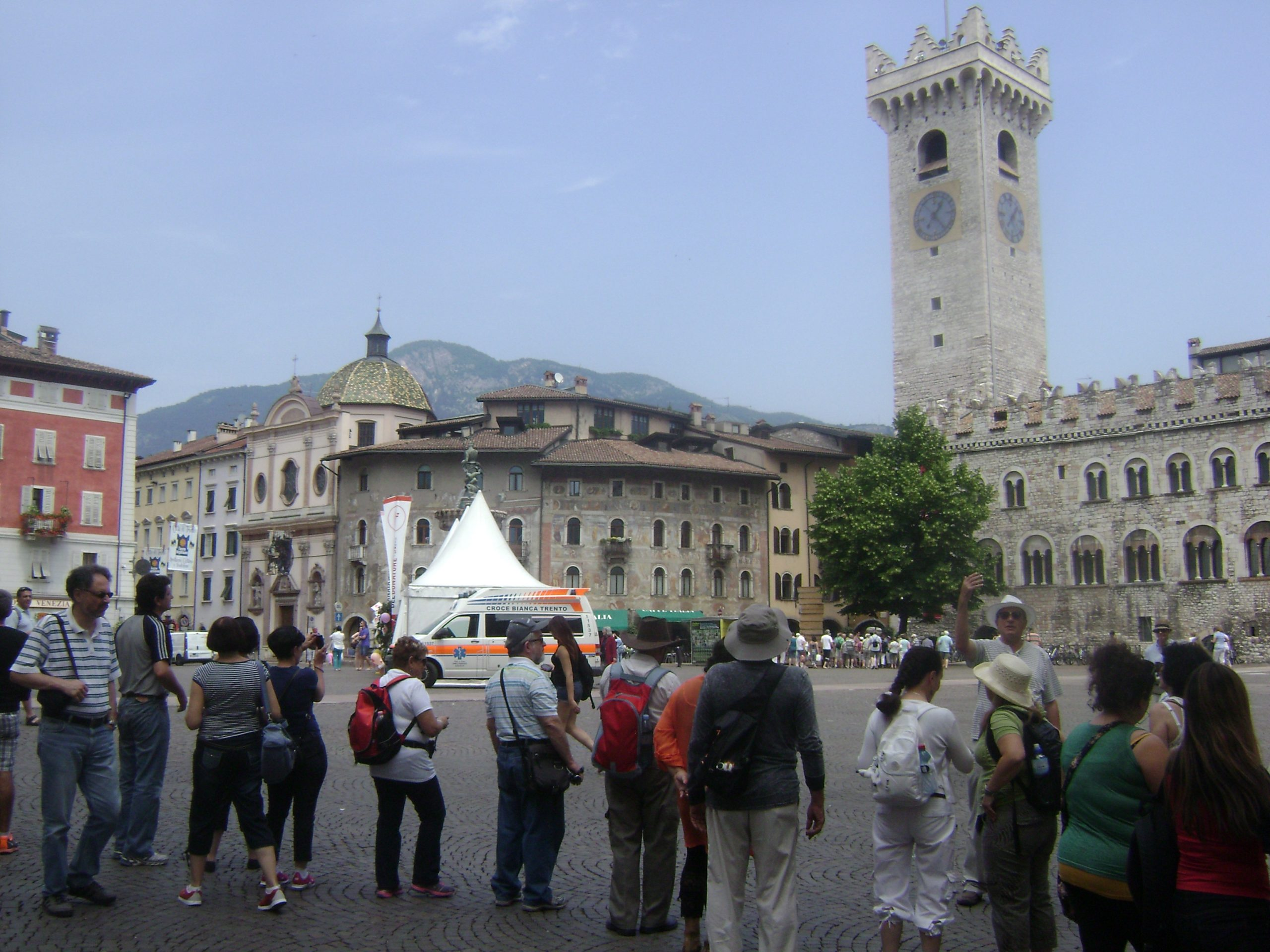 Italy opens up for international travelers